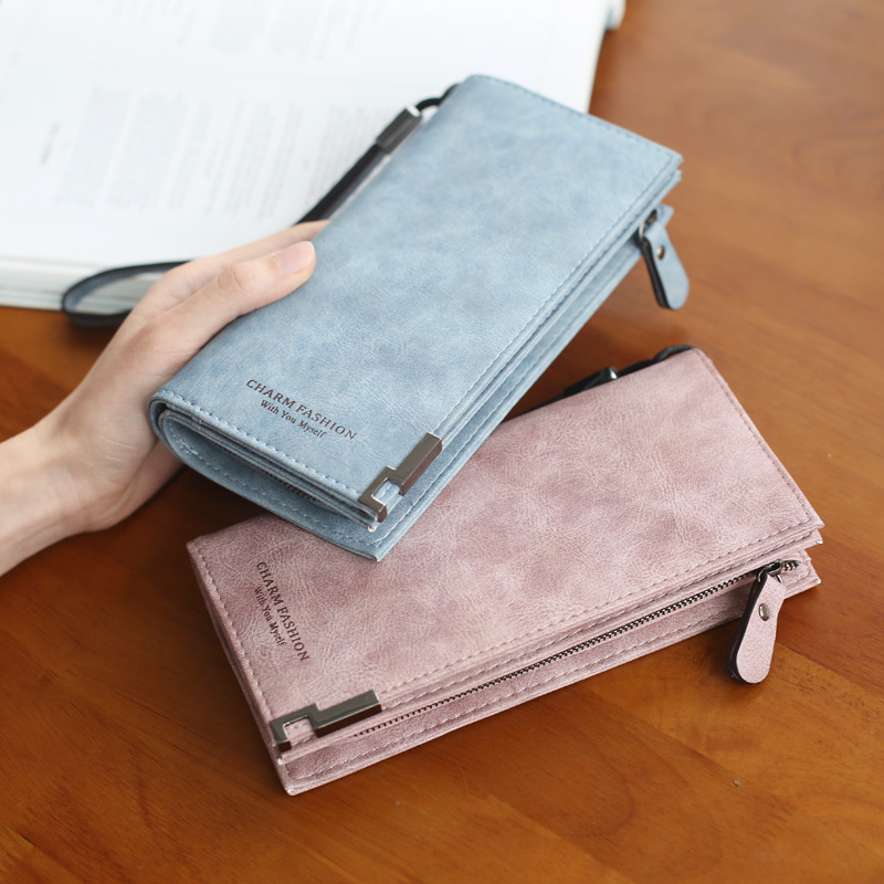 2018 High Quality Fashion Women Design Wallets Long Dull Polish Retro PU Leather Wallet Female Clutch Coin Purse Ladies Zipper плавки tyr tyr ty003emtdb60