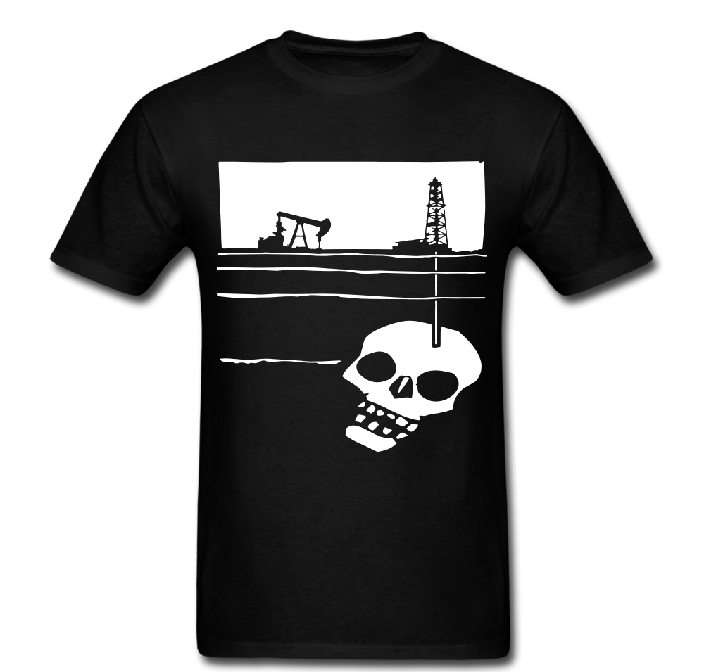 Enviroment Tower Electronics Powerplant Tee T Shirt Short Sleeve Top Printed Men T-Shirt Clothes Top Tee Funny Tees Men Short