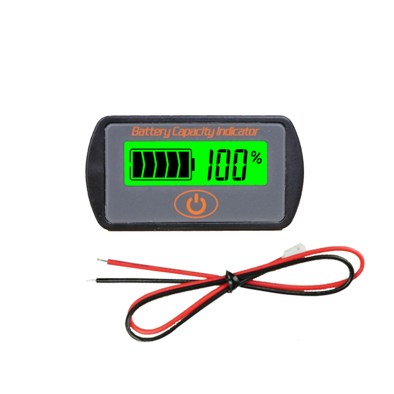 Touch Button Multifunction Lithium Ion Battery Car Lead Acid Battery Capacity Indicator Tester LCD Battery Meter Voltmeter 1 2v to 12v li ion lithium battery capacity tester resistance lead acid battery capacity meter protection voltage ammeter yx