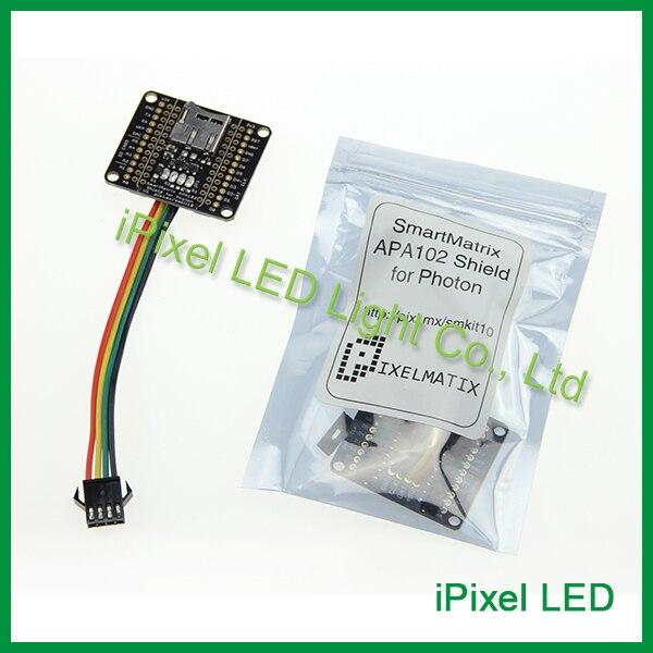 APA SmartMatrix Escudo para APA102 LEVOU pixel