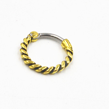 50pcs/lot Free Shipping 16G Open Hoop Nose Tragus Cartilage Hoop Ring Earring Body Piercing NEW