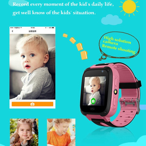 Image 2 - Kids Waterproof Smart Watch Anti lost Safe Positioning Call Smart Band NK Shopping