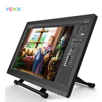 Original VEIKK VK2150 Digital Drawing Tablet 21.5 Inch IPS Display 5080LPI Drawing Board With 8192 Levels Battery Free Pen