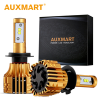 Auxmart H11 LED Bulb Headlight Car Lamp H11 LED 70W 7000lm SMD H 11 LED Bulbs