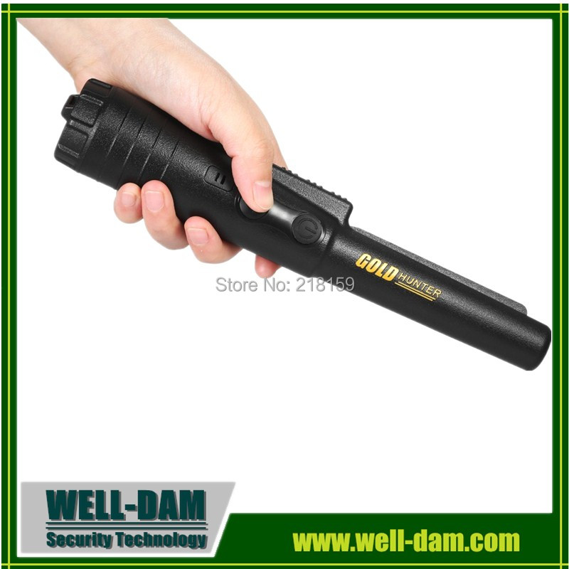 FREE SHIPPING 2017 Hot sale Metal Detector Pro Pointer Pinpointing Hand Held Metal Detector цена