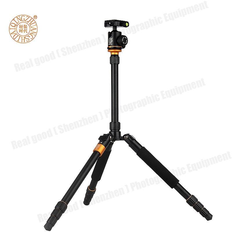 QZSD Q999S Professional Fotoqrafiya Portativ Alüminium Top Baş + - Kamera və foto - Fotoqrafiya 4