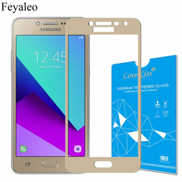 US $1 56 20% OFF|Full Cover Tempered Glass For Samsung Galaxy J2 Prime  Screen Protector Glass For Samsung J2 Prime SM G532F G532 Protective  Film-in