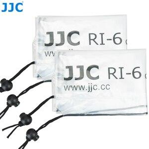 Image 5 - JJC 2PCS 방수 레인 커버 가방 보호대 캐논 EF 24 70mm 1:2.8L USM Nikon SIGMA TAMRON DSLR 카메라