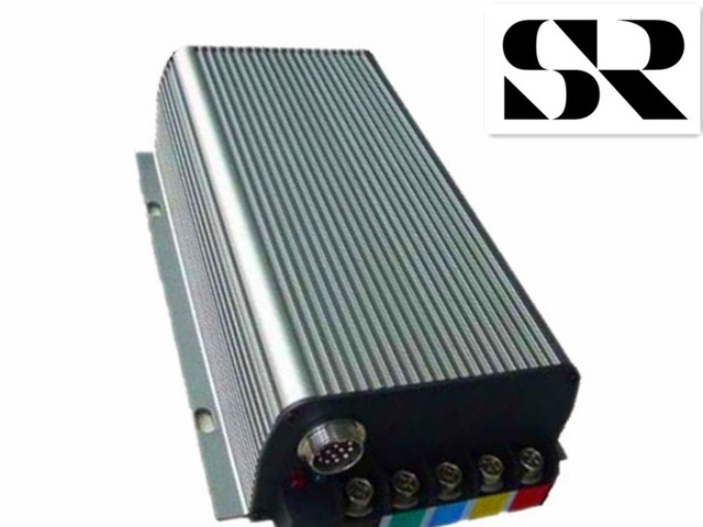 BLDC 72V 80A 3000W Programable sine wave controller/DC motor controller/electric bike controller
