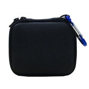 Image 1 - Sert EVA taşıma çantası kılıf kapak için JBL Go 1/2 Bluetooth hoparlör, file çanta şarj ve kabloları