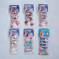 Cartoon Hair Gum Princess Elastic Rubber Band children HairPins BB Hair Clips Headband Kids Hair Accessories Girl Hair Band