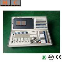 Touch 4096 II V11 dmx Lighting controller with flycase