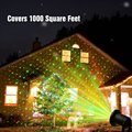 Outdoor Lawn Light Sky Star Laser Spotlight Light Show Landscape Projector Lights Remote Christmas Decorations For Home Garden