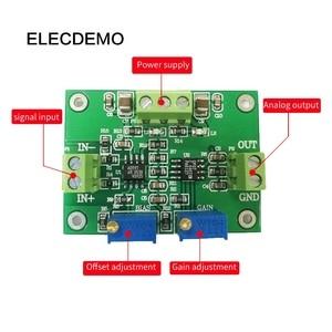 Image 3 - AD597 k タイプ熱電対アンプモジュール温度測定センサのアナログ出力 PLC 取得