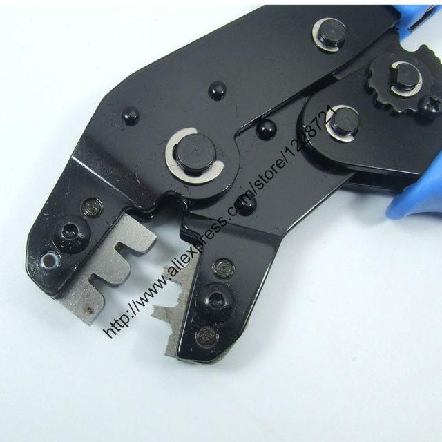SN-01BM/SN-02BM/SN-03BM Mini pince à sertir de Style européen pour bornes de D-SUB AWG 28-20 2.54