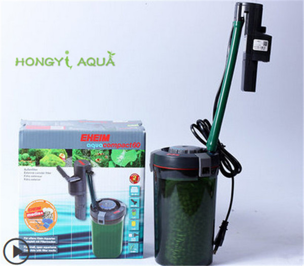 1 piece EHEIM Aquarium Filter Fish Tank Water Purifier - External Wall-Mounted Filter  3