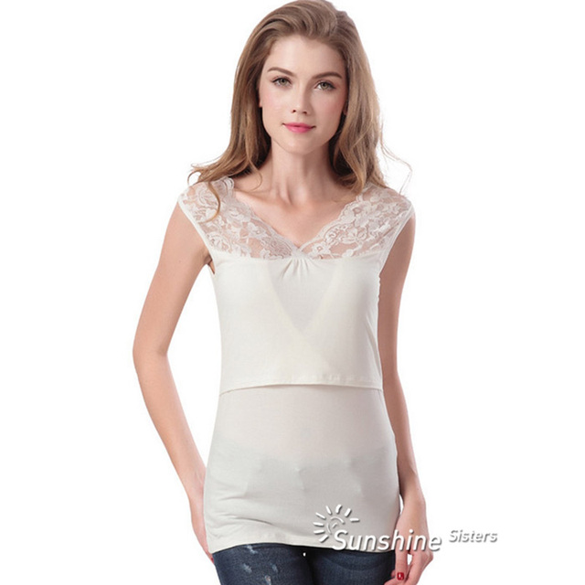 Breastfeeding Top Undershirt