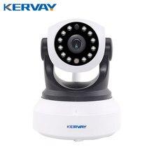 Kervay 720 P HD smart wifi проводной IP Камера Wi-Fi аудио запись безопасности Видеоняни и радионяни с ночного видения Главная Камеры скрытого видеонаблюдения