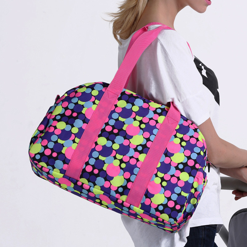 Colorful Shoulder Diagonal Diaper Bag PEVA Waterproof&Insulation Mother and Baby Outgoing Bags  Multifunctional Big Size HobosColorful Shoulder Diagonal Diaper Bag PEVA Waterproof&Insulation Mother and Baby Outgoing Bags  Multifunctional Big Size Hobos