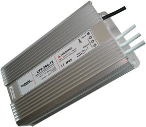 12V/25A/300W waterproof power supply;AC110/220V input;CE approved