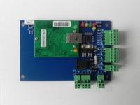 One tür Zwei Way Access Control Panel 125 khz RFID Reader Rfid zutrittskontrollsystem mit slave leser L01-in Gesichtserkennung-Gerät aus Sicherheit und Schutz bei