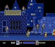 Michael Jacksons Moonwalker 16 bit MD Game Card For Sega Mega Drive For SEGA Genesis