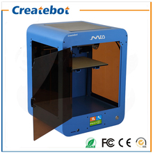 Touch Screen Control Mid 3d Metal Printer Large Printing Size 3d-Printer Createbot 3d Printer Kit One Roll Filament SD Card Free