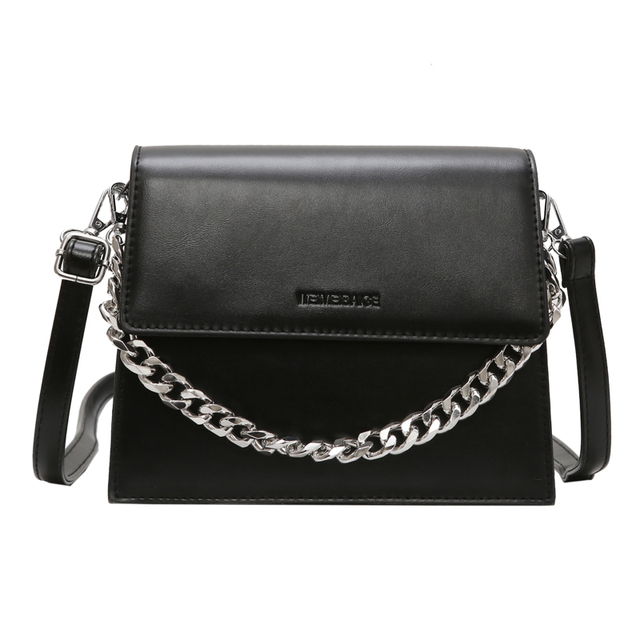 PU Leather Shoulder Bag...