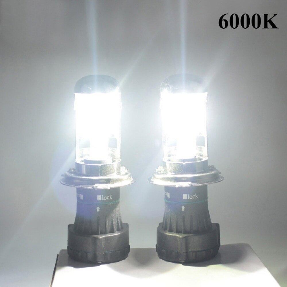 Safego AC 12 V hid xénon kit 55 w H4-3 Bi xénon H4 haute basse salut/lo Bixenon kit 4300 K 5000 K 6000 K h4 xénon 55 w voiture phares ampoules - 3