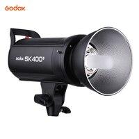 Godox SK400II профессиональный компактный 400Ws флэш стробоскоп для фотостудии встроенный Godox 2.4g беспроводное устройство X Системы GN65 5600 К