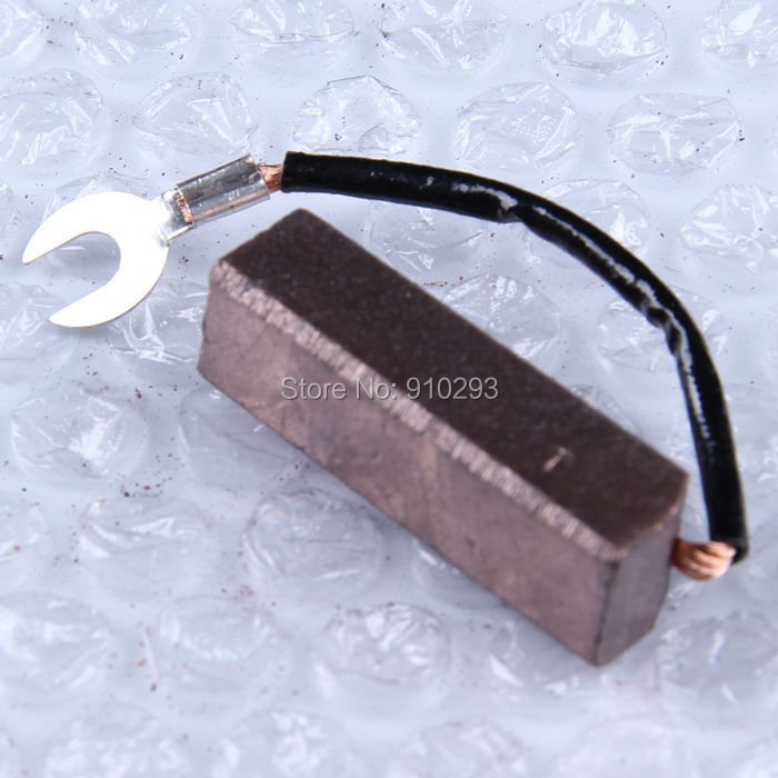 Image 4 - Escova de carbono de cobre misturada 12*12*32mm escova de carbono de alta qualidadecopper carbon brushesbrush brushbrush carbon -