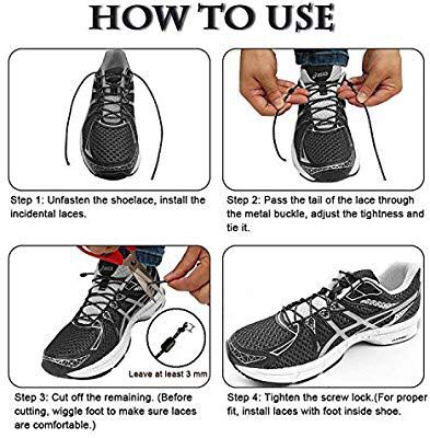 1Pair elastic locking round shoelaces no tie shoes lace kids adult sneakers shoelaces lazy quick shoe Lace strings 25 color in Shoelaces from Shoes