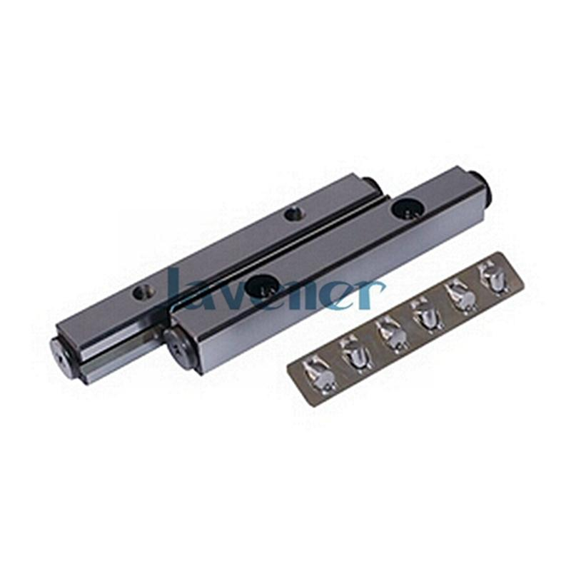 VR6-100x7Z Cross Roller Guide VR6100 Precision Linear Motion For Automation Sliding Linear CNC Photology Equipment цены