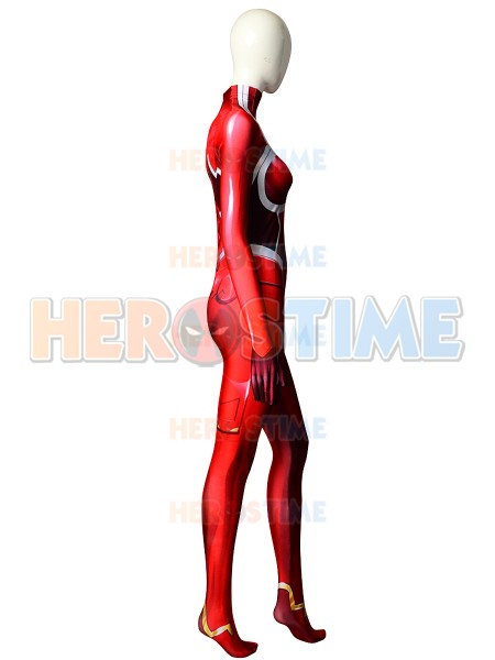 New Zero Two Cosplay Costumes 002 Darling In The Franxx Dyesub