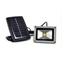 10W LED Solar Light Outdoor LED Solar Powered IP44 Garden Lights Project Light Lamp Floodlights Spotlights