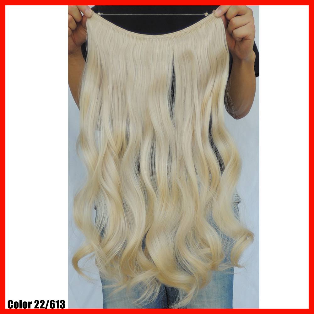 Noble gold curly weave hair extensions white girl flip in