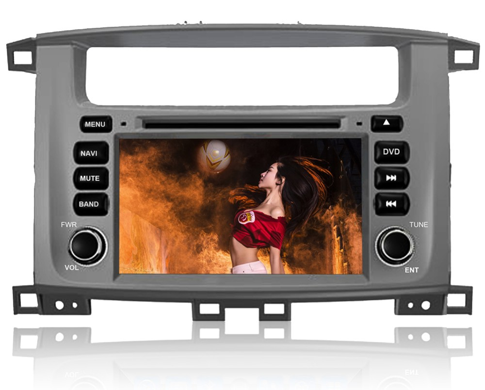 CAR DVD FOR TOYOTA L100