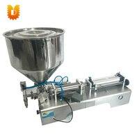 Paslanmaz Çelik Macun Sıvı dolum makinesi/Şampuan Kozmetik dolum makinesi