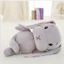 WYZHY LUCKY rabbit plush toy doll home decoration bed pillow to send parent-child gifts 70CM