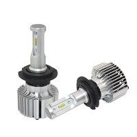 2pcs Lot Car LED Headlight New V1 36w 4000LM Auto LED Headlamp H7 11 30V Car