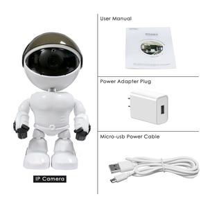 Image 5 - HD 1080P Home Security IP Camera Wireless Robot Camera Wifi Night Vision Camera 2MP Surveillance Camera CCTV Audio Baby Monitor