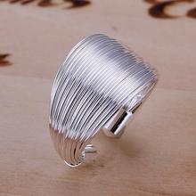 Jewelry Rings Plated Silver Jewelry 925 Stainless Steel Jewelry Ring Set Vintage Exquisite Temperament Jessica Alba