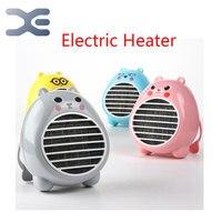 Hogar Calentador Eléctrico Calentador de Ventilador Calentador Mini Calentador de la Mano Pequeño Electrodomésticos Pequeño Sol de la Historieta