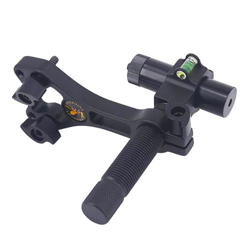 US $34 49 31% OFF Archery Compound Bow Laser Aiming Sight Center Laser  Aligner with 360 Degree Rotating Head Tool Hunting Shooting Sight  Aluminum-in