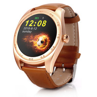 K89 Smart Watch Bluetooth 4.0 MTK2502 Gesture Call Message Reminder Heart Rate Monitor Smartwatch for Android IOS Phone Watch