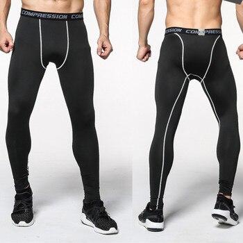 Mens Compression Sweatpants Camouflage Leggings For Man Fashion Joggings Trousers Long Fitness Clothing Plus Size Pantalon Homme 2