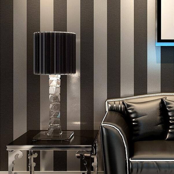 Buy Modern Luxury Wallcovering Striped