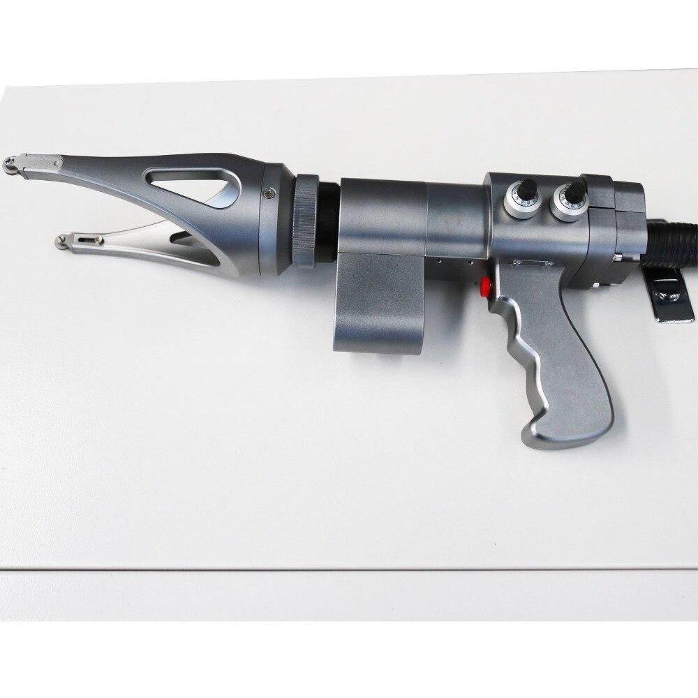MORN Cleaning Machine China Patented 100 Watt Raycus Laser Source