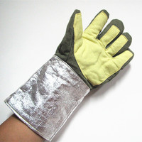 1000 Degree Heat Resistant Aramid Fiber Gloves