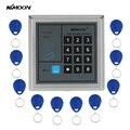 KKmoon Seguridad Para El Hogar Sistema de Cerradura de La Puerta de Control de Acceso de Entrada de Proximidad RFID Con 10 unids Llaves RFID Clave fob
